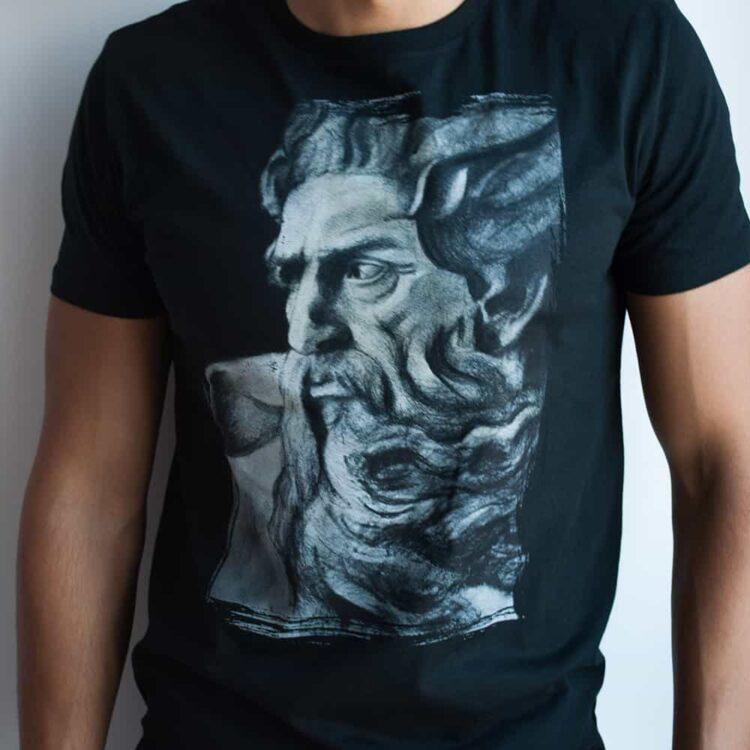 Тениска Посейдон